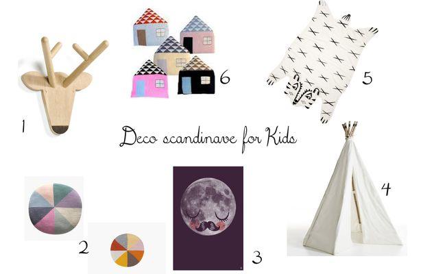 Shop list tendance #18: Du scandinave pour Kids!