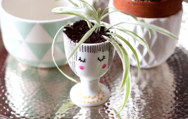 DIY #34: Un mini pot pour la Fête des Mères...