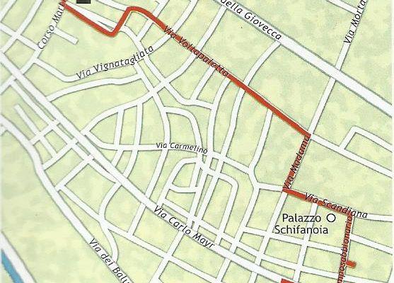 Ferrara, città delle biciclette