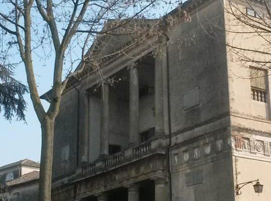 Il centro storico di Montagnana