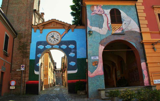 Dozza, una città dipinta