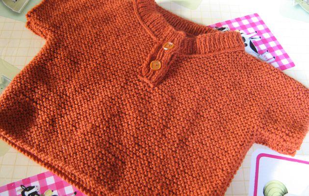 Le tricot de mamy