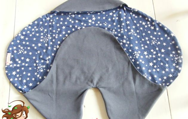 Couverture nomade pour baby boy