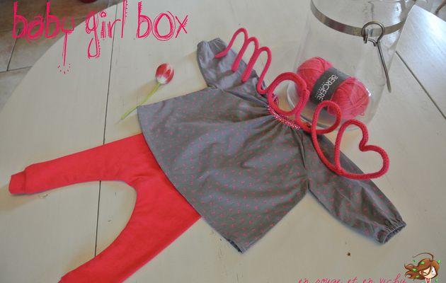 Baby girl box #2