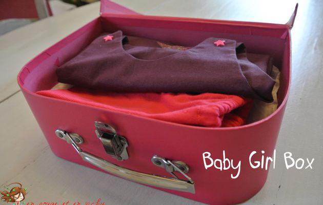 Baby girl Box #3
