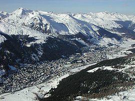L'instant néerlandais du jour (2016_01_27): Davos is een Zwitserse stad