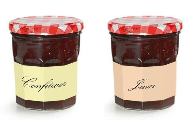 L'instant néerlandais du jour (2016_06_24): de confituur of de jam