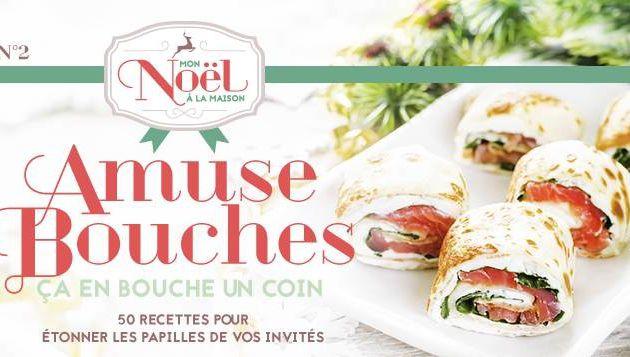 Amuses Bouches de Noël - Recettes de Sauces Apéritifs