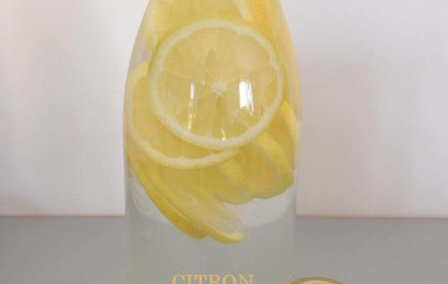 DETOX WATER CITRON