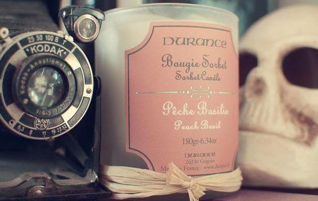 Bougie Parfumé