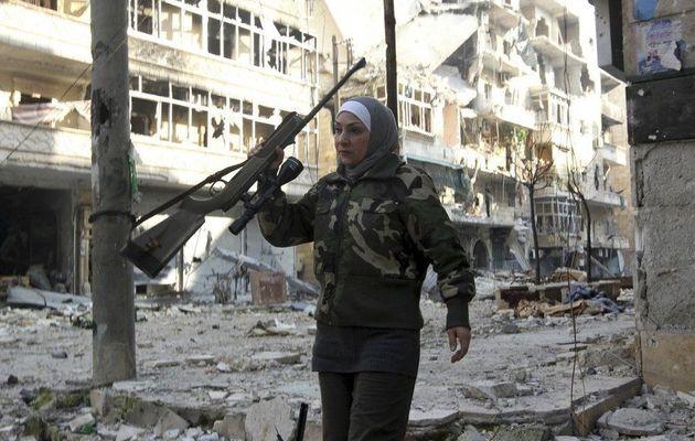 Armer la Syrie ? L'UMP critique mais est amnésique.