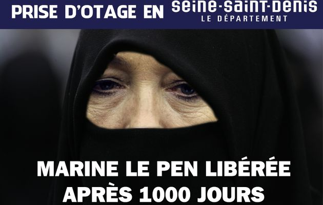 "Marine Le Pen a trop regardé ""Homeland"""