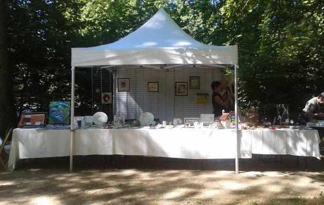 Peintre en liberté 2015 à Olivet