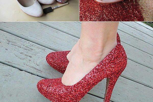 Pour des chaussures bling bling
