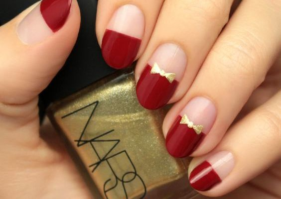 Nail art tutorial مانكير بالخطوات