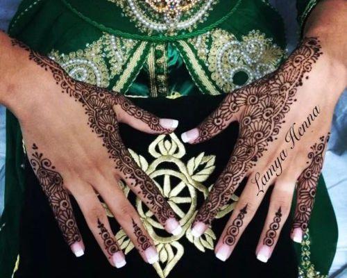Tatouage au henné 9 صور نقش الحناء