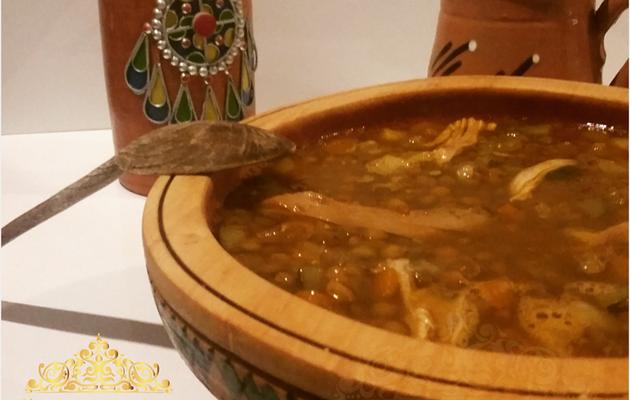 Ades ou Soupe de Lentilles - Cuisine Algerienne