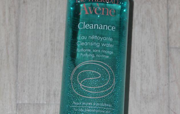 Cleanance Eau nettoyante d'AVENE