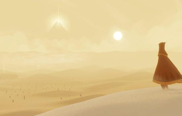 Journey ; le jeu vidéo à l'aube d'un jour nouveau