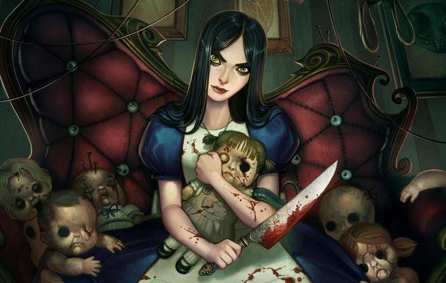 Alice une merveille au pays des horreurs