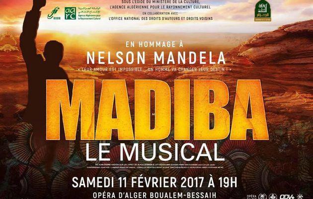Madiba, le musical
