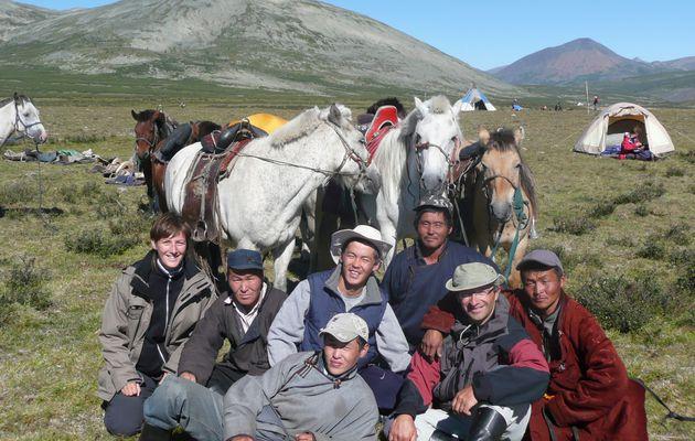 Mongolie : ma rencontre avec le peupleTsaatan