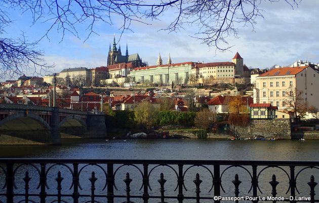 Visiter Prague en hiver !
