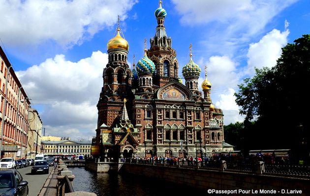 Virée de 6 jours à Saint-Pétersbourg