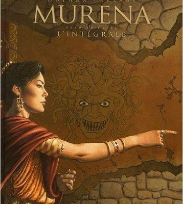 Murena, le cycle de la mère (T1-4) de Dufaux et Delaby