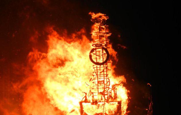 Photo du mois : Le feu