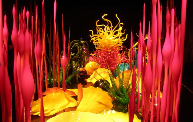Chihuly... magnifique !