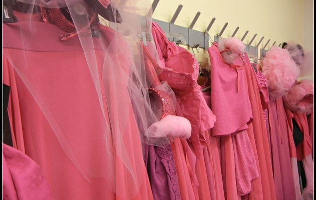 Photo du mois: Voir la vie en rose