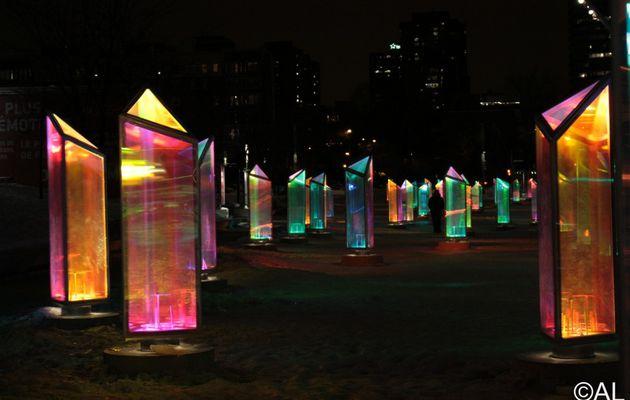 Les couleurs de la Luminothérapie 2015
