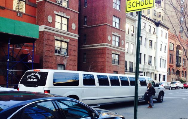 School bus, version Upper West Side