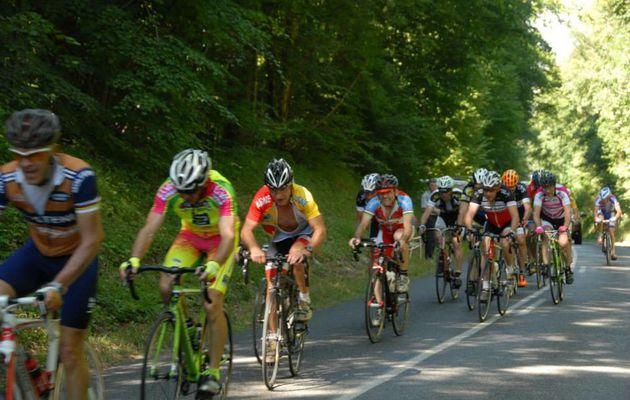 Résultats de la course de BLERANCOURT du 02/08/15