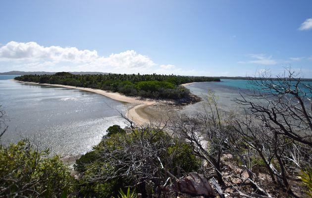 L'îlot Nandjale