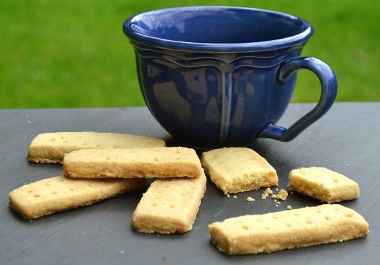Shortbread - Les Fameux Biscuits Anglais