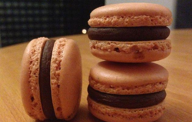 Macarons au Baileys Original