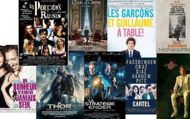 Culture ciné [nov 2013]