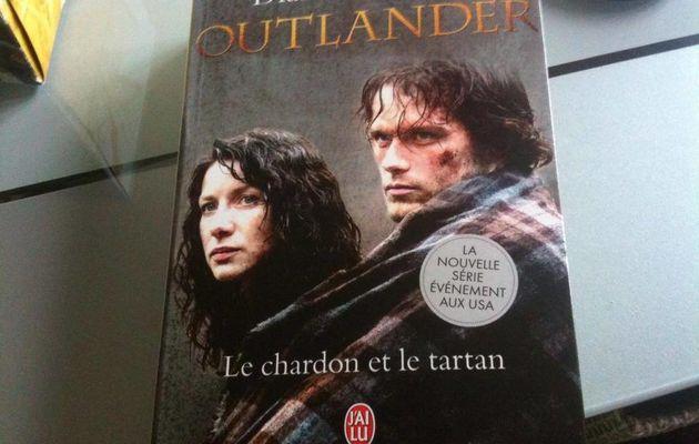 """""""Outlander, tome 1 : Le chardon et le tartan"""" de Diana Gabaldon"""