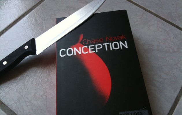 """Conception"" de Chase Novak"