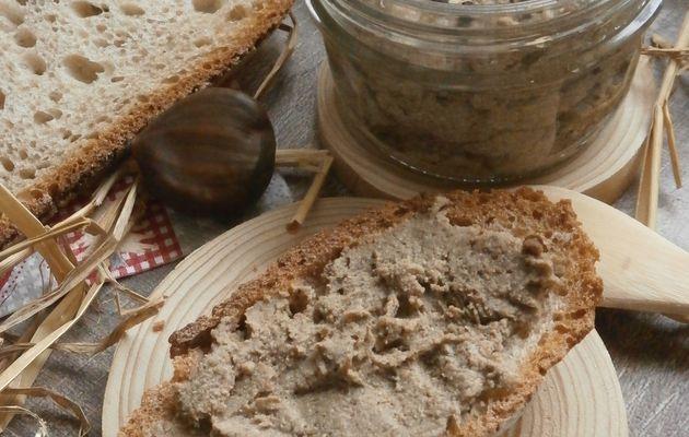 Pâté végétal à l'huile de truffe du Périgord