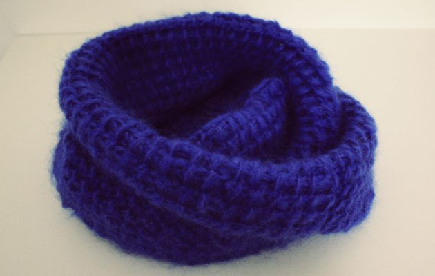 snood au point de Bambou