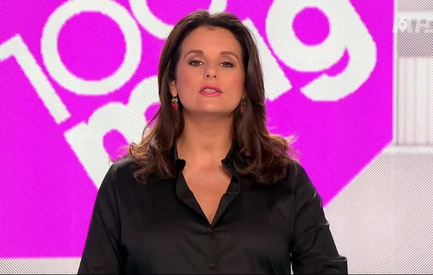 Faustine Bollaert 21-05-2013