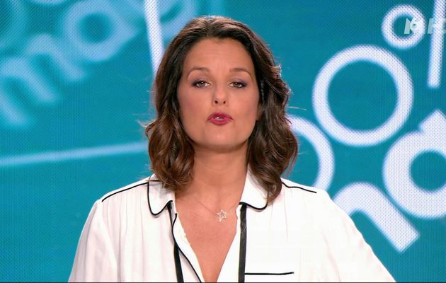 Faustine Bollaert 07-01-2014