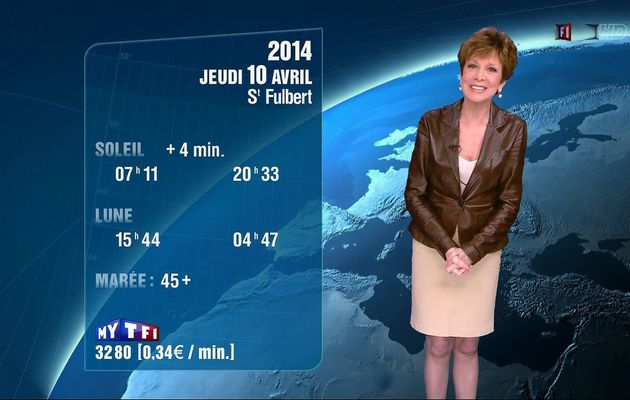 Catherine Laborde 09-04-2014 - soir
