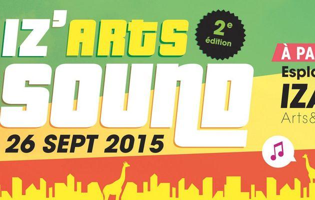 IZ'ARTS SOUND 2015