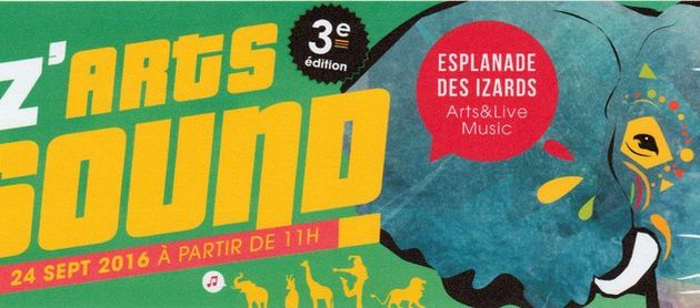 IZ'ARTS SOUND LE 24 SEPTEMBRE