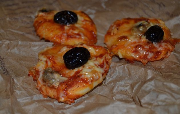 Mini Pizza 4 fromages