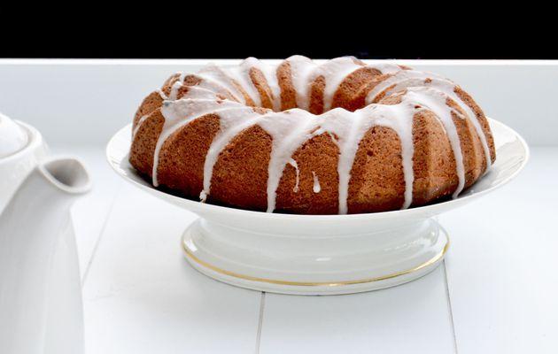Bundt Cake moelleux au citron